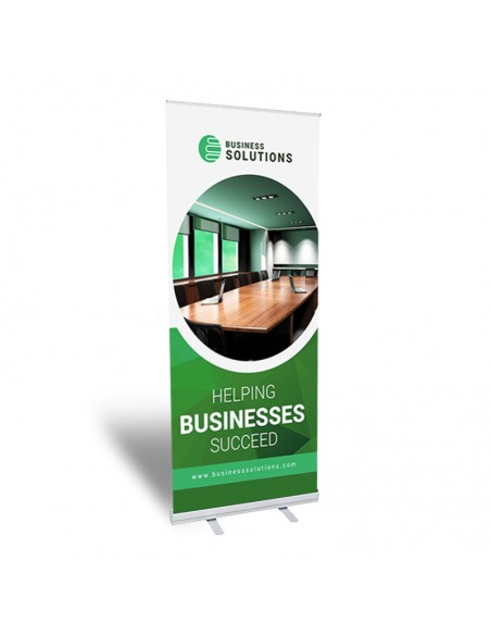 Econoroll Retractable Banner Stand
